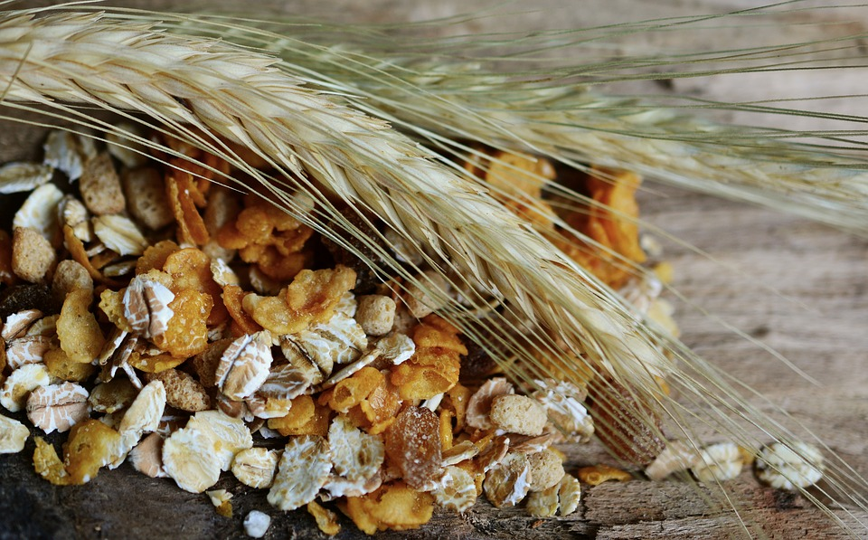 EATING WHOLE GRAIN CEREALS MAKES YOU LIVE LONGER