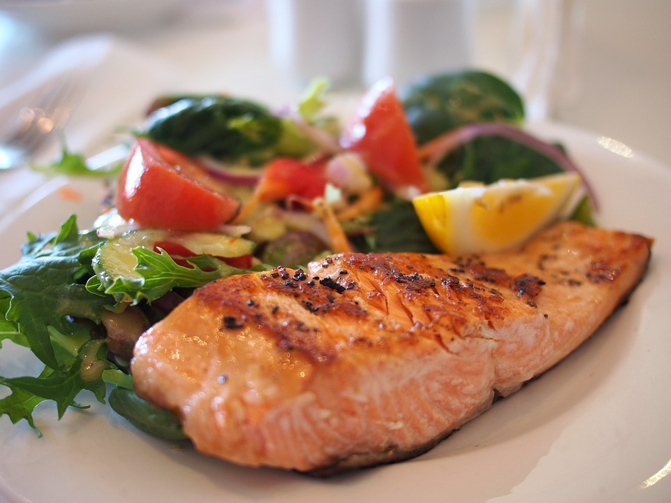 SALMON AND VITAMIN D ARE GOOD FOR ERECTION