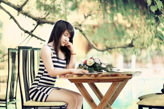 Why choose an asian woman?